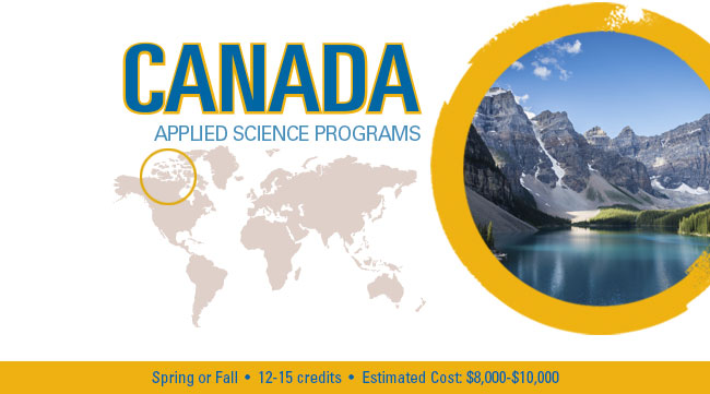 Canada Applied Science